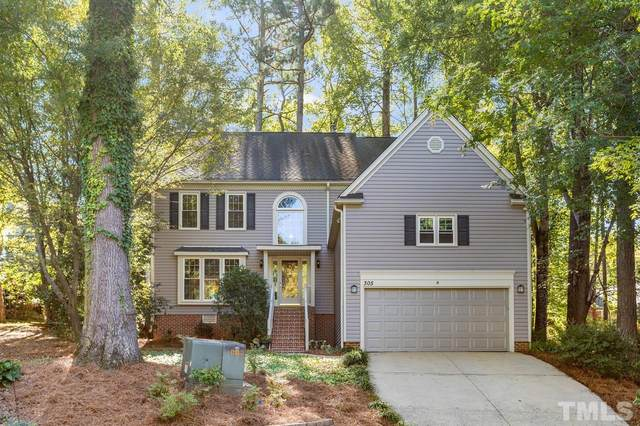305 Durington Place, Cary, NC 27518 (#2414782) :: Raleigh Cary Realty