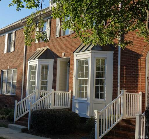 125 Lumina Place, Holly Springs, NC 27540 (#2414795) :: Steve Gunter Team
