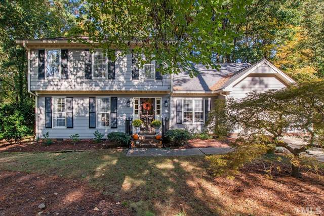 5507 North Hills Drive, Raleigh, NC 27609 (#2414802) :: Marti Hampton Team brokered by eXp Realty