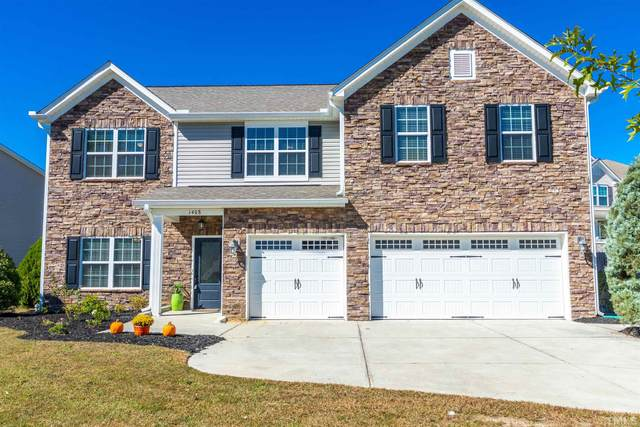 1408 Manley Court, Fuquay Varina, NC 27526 (#2414813) :: The Perry Group