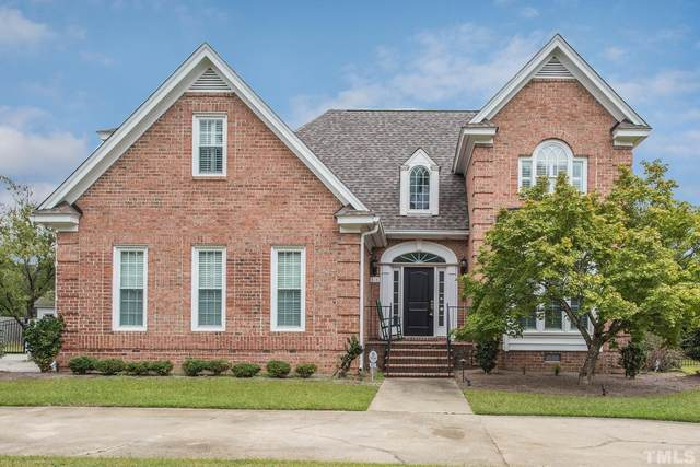 813 Logan Trail, Rocky Mount, NC 27803 (#2414814) :: The Perry Group