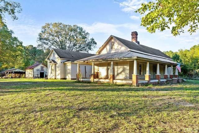 462 Byrd Road, Bunnlevel, NC 28323 (#2414901) :: Bright Ideas Realty