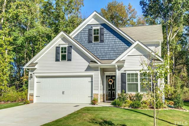103 S Rose Hill Drive, Clayton, NC 27520 (#2414903) :: Bright Ideas Realty