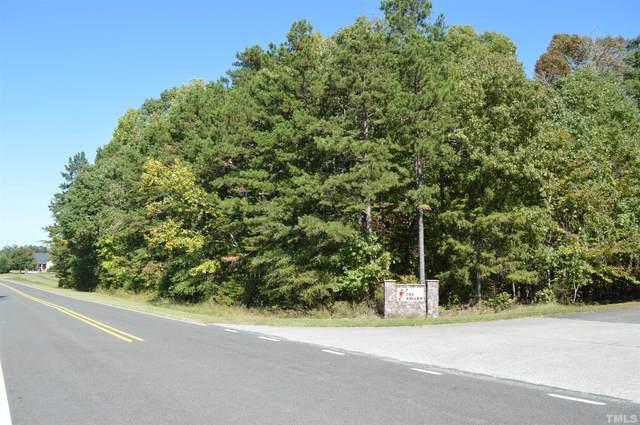 00 Fox Crossing Drive, Roxboro, NC 27574 (#2414940) :: The Perry Group