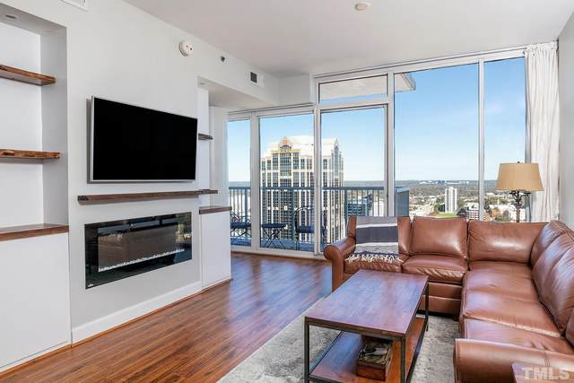 301 Fayetteville Street #2704, Raleigh, NC 27601 (#2414951) :: Marti Hampton Team brokered by eXp Realty