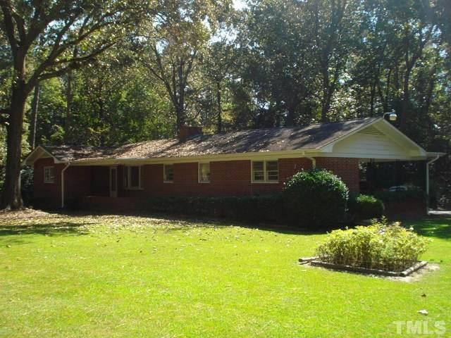 2635 Federal Road, Benson, NC 27504 (#2414974) :: Triangle Top Choice Realty, LLC