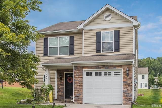 2508 Tulip Poplar Circle, Durham, NC 27704 (#2414993) :: Triangle Top Choice Realty, LLC