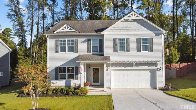 409 Holden Forest Drive, Youngsville, NC 27596 (#2414994) :: Triangle Top Choice Realty, LLC