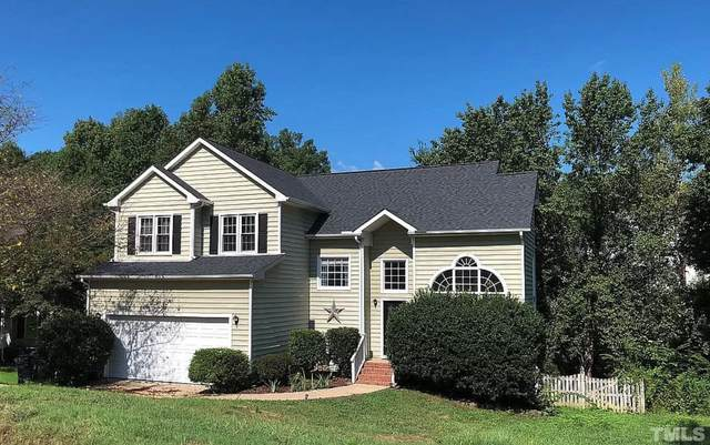 505 S Coalport Drive, Apex, NC 27502 (#2415013) :: Raleigh Cary Realty