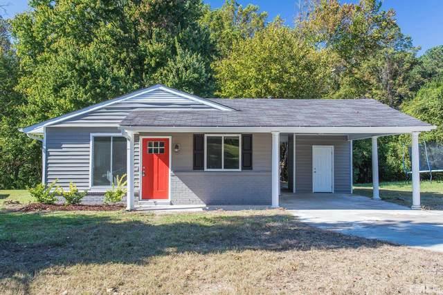 2508 Fitzgerald Drive, Raleigh, NC 27610 (#2415016) :: Steve Gunter Team