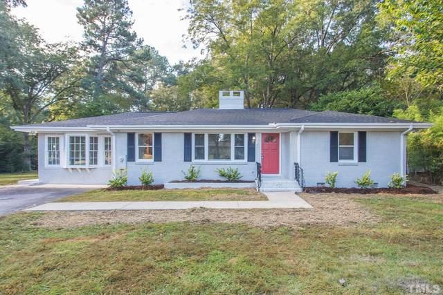 152 E Cedar Avenue, Wake Forest, NC 27587 (#2415017) :: Triangle Top Choice Realty, LLC