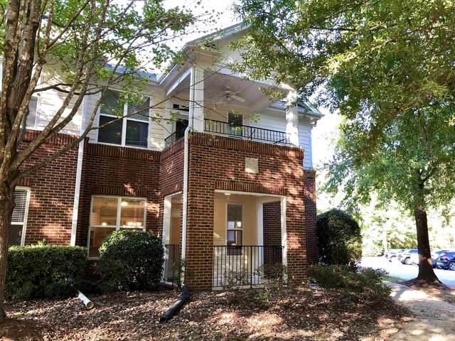 203 Savannah Ridge Road #203, Holly Springs, NC 27540 (#2415036) :: The Tammy Register Team