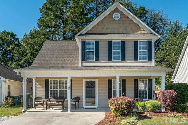1528 Ikes Pond Lane, Raleigh, NC 27610 (#2415037) :: The Perry Group