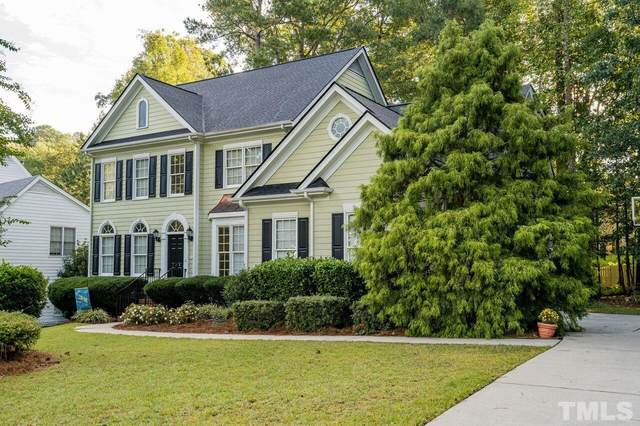 308 Lyndenbury Drive, Apex, NC 27502 (#2415068) :: Raleigh Cary Realty
