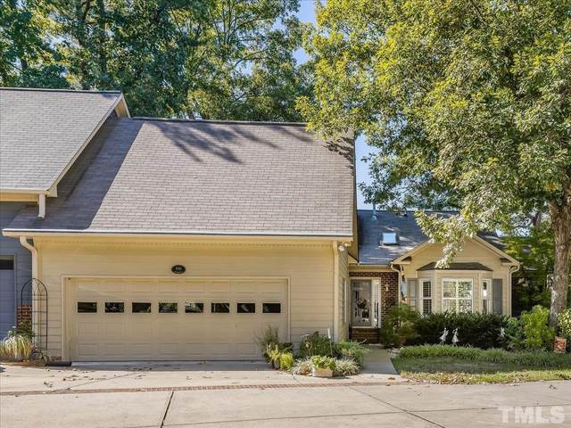 116 Prestwick Place, Cary, NC 27511 (#2415084) :: Marti Hampton Team brokered by eXp Realty
