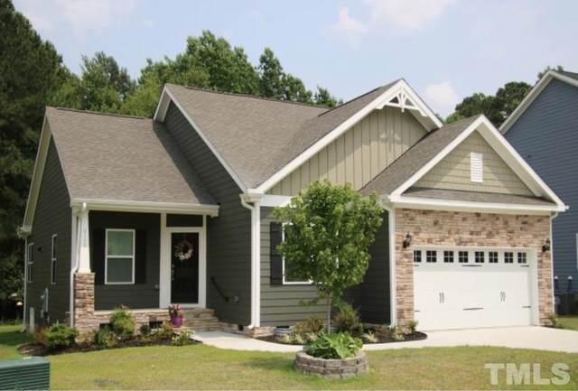 8113 Fieldcrest Lane, Fuquay Varina, NC 27526 (#2415096) :: Raleigh Cary Realty