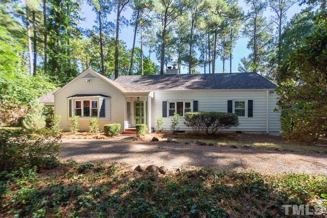 2913 Hope Valley Road, Durham, NC 27707 (#2415098) :: The Results Team, LLC