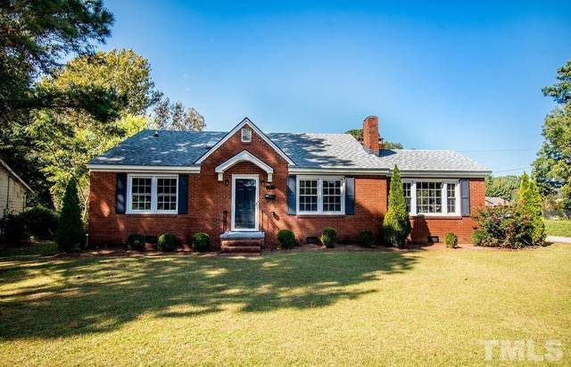 709 N General Lee Avenue, Dunn, NC 28334 (#2415099) :: The Perry Group