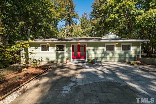 1007 Kirkland Wood Road, Chapel Hill, NC 27516 (#2415141) :: The Perry Group