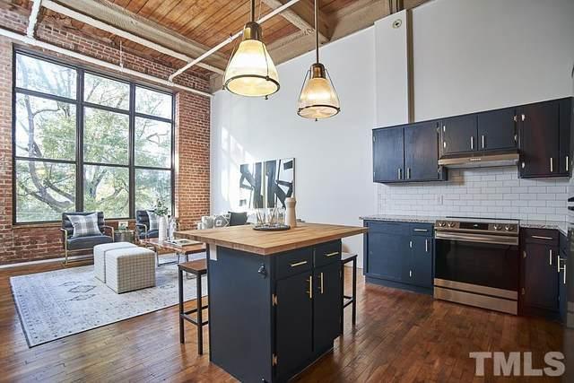 500 N Duke Street 54-205, Durham, NC 27701 (#2415147) :: Triangle Top Choice Realty, LLC
