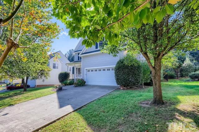 231 Stone Monument Drive, Wake Forest, NC 27587 (#2415155) :: Triangle Top Choice Realty, LLC