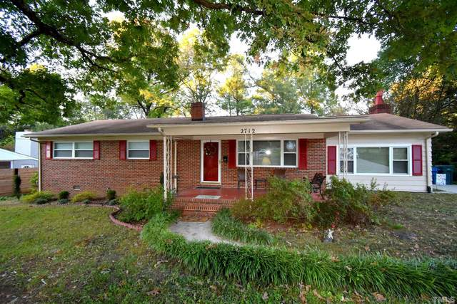 2712 Fairlawn Road, Durham, NC 27705 (#2415157) :: Triangle Top Choice Realty, LLC