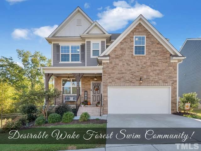 2004 Birdhouse Lane, Wake Forest, NC 27587 (#2415158) :: Triangle Top Choice Realty, LLC
