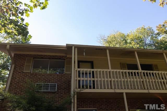 130 S Estes Drive C-5, Chapel Hill, NC 27514 (#2415160) :: Triangle Top Choice Realty, LLC