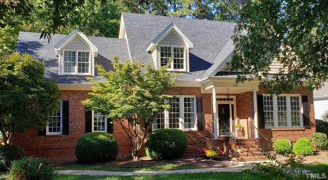 113 Holly Park Drive, Holly Springs, NC 27540 (#2415168) :: The Perry Group
