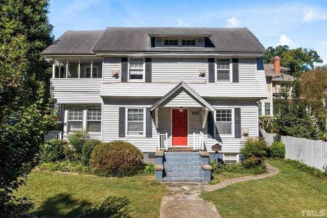 225 Forest Road, Raleigh, NC 27605 (#2415170) :: Triangle Top Choice Realty, LLC