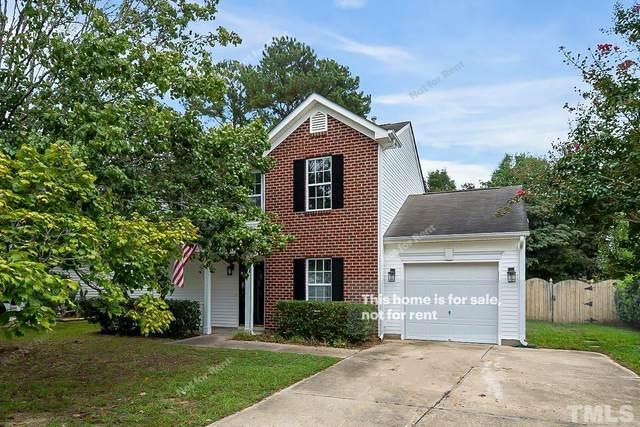 6317 Saybrooke Drive, Raleigh, NC 27604 (#2415180) :: Triangle Top Choice Realty, LLC