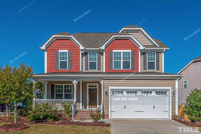 217 Turner Oaks Drive, Cary, NC 27519 (#2415187) :: The Perry Group