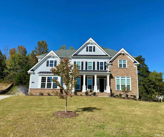 200 Hawthorne Woods Road, Apex, NC 27523 (#2415188) :: Raleigh Cary Realty