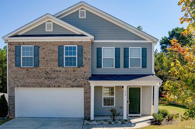 548 Botanical Court, Bunnlevel, NC 28323 (#2415204) :: Real Estate By Design
