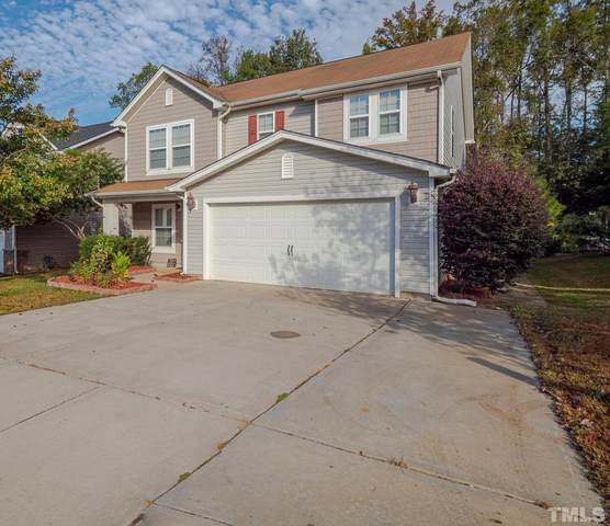 92 Norwich Drive, Clayton, NC 27520 (#2415210) :: The Perry Group