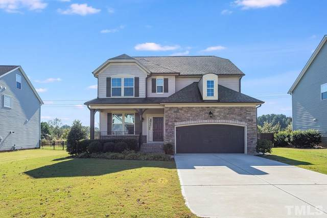 217 Cabot Drive, Holly Springs, NC 27540 (#2415216) :: The Perry Group