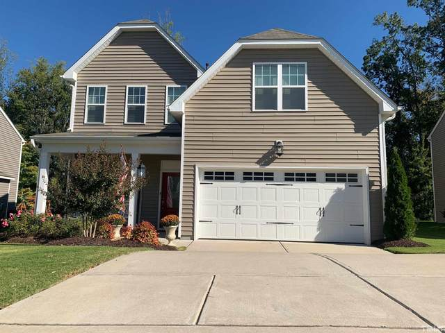 90 W Copenhaver Drive, Clayton, NC 27527 (MLS #2415218) :: The Oceanaire Realty