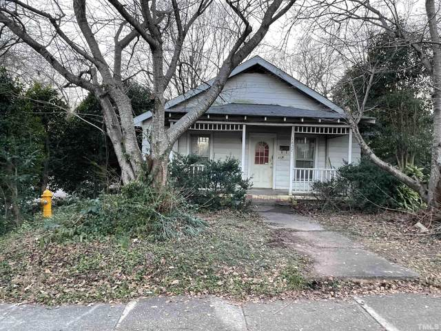 1627 Sunrise Avenue, Raleigh, NC 27608 (#2415242) :: Real Estate By Design