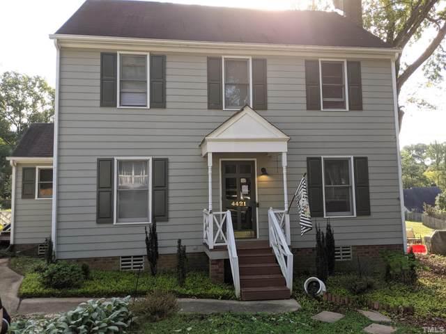 4421 Whisperwood Drive, Raleigh, NC 27616 (#2415248) :: Triangle Top Choice Realty, LLC