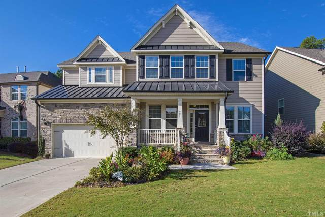 601 Wildwood Farm Way, Holly Springs, NC 27540 (#2415272) :: The Perry Group