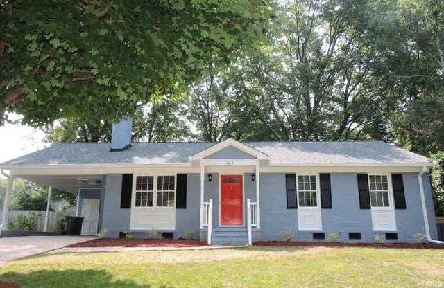 1123 Ivy Lane, Cary, NC 27511 (#2415276) :: Real Estate By Design