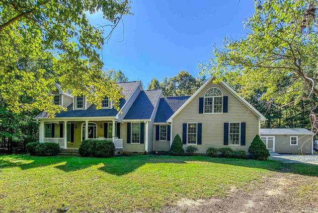 529 Holly Springs Drive, Timberlake, NC 27583 (#2415277) :: The Perry Group