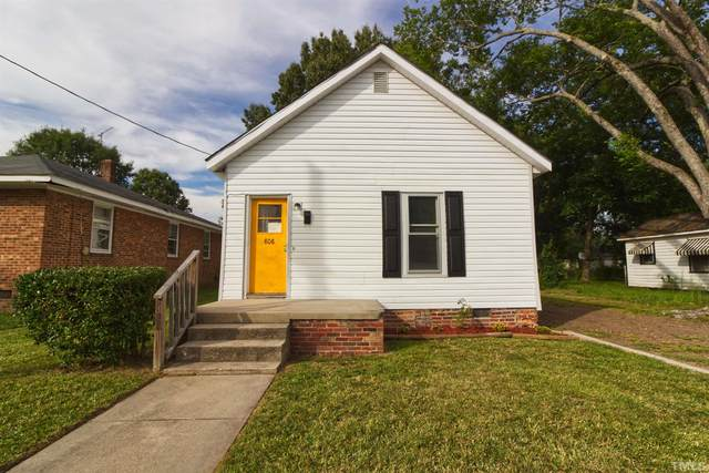 808 E Highland Avenue, Rocky Mount, NC 27801 (#2415278) :: Real Estate By Design