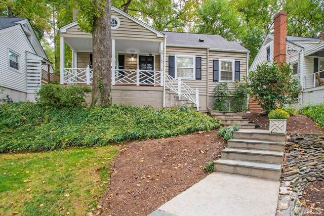 2715 Cartier Drive, Raleigh, NC 27608 (#2415284) :: Real Estate By Design