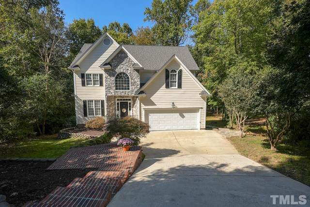 208 W Camden Forest Drive, Cary, NC 27518 (#2415299) :: Real Estate By Design