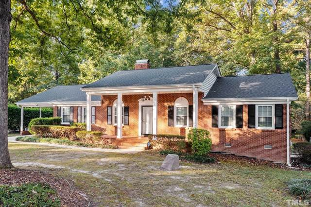 2115 Summerdale Drive, Raleigh, NC 27604 (#2415302) :: Real Estate By Design