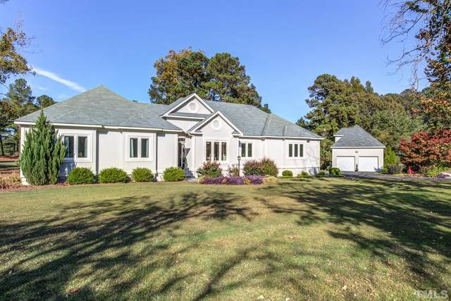 3532 E Garner Road, Clayton, NC 27520 (#2415324) :: The Perry Group