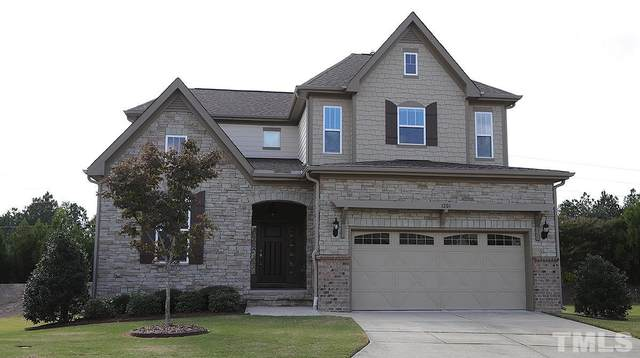 1201 Pleasant Falls Court, Wake Forest, NC 27587 (#2415371) :: The Jim Allen Group