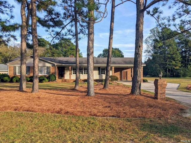 108 Perry Drive, Goldsboro, NC 27530 (#2415401) :: Raleigh Cary Realty
