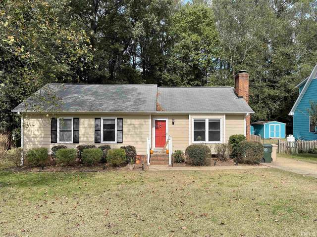 107 Whithorne Drive, Garner, NC 27529 (#2415411) :: Raleigh Cary Realty